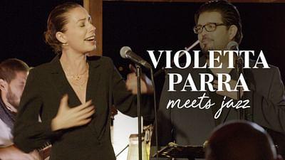Violeta Parra meets Jazz