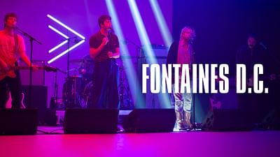 Fontaines D.C. - Echoes with Jehnny Beth