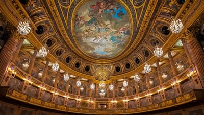 L'opéra de Versailles, c'est royal !