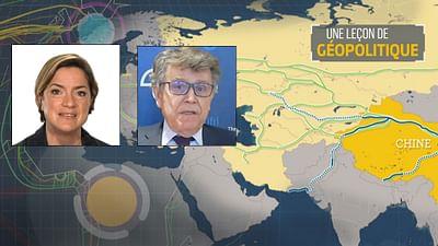 Une leçon de géopolitique du Dessous des cartes