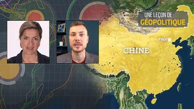 Chine : diplomatie et réseaux sociaux - Antoine Bondaz