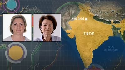 Inde : Modi face au variant - Sophie Landrin