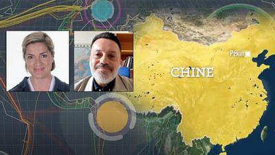 La Chine post-Covid : isolée ou renforcée ? - Sébastien Le Belzic