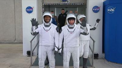 La première mission de SpaceX pour la Nasa