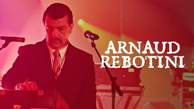 Arnaud Rebotini à ARTE Mix ø Trabendo