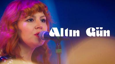 Altin Gün à Eurosonic