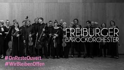 "Orchestre Baroque de Fribourg : ""The Trumpet shall sound"""