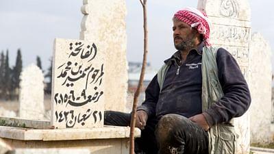 Abu Staif, la voix des tombes