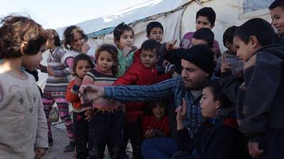 Mohammad, le chant des camps