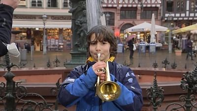 Allemagne, la musique classique sous l'eau