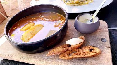 À Ajaccio, la soupe de poisson de Loïc