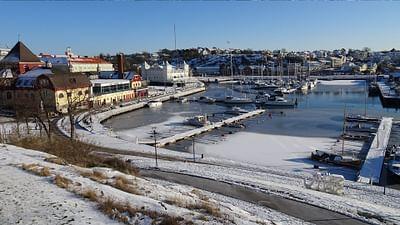Suède : Covid - Strömstad, la double peine