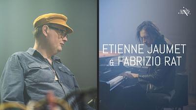 Étienne Jaumet & Fabrizio Rat au Piano Day
