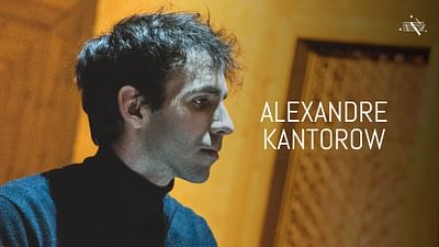 Alexandre Kantorow au Piano Day