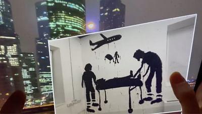 Moscou : un art contestataire concret et virtuel