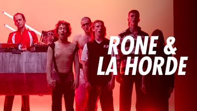 Rone et (LA)HORDE avec le Ballet national de Marseille - Echoes with Jehnny Beth