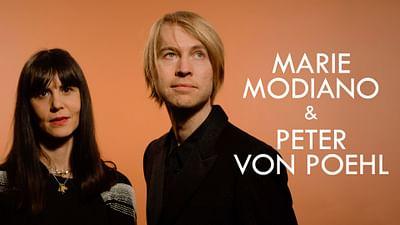 Marie Modiano & Peter Von Poehl dans Open Stage