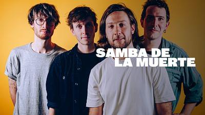 Samba de la Muerte dans Open Stage