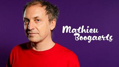 Mathieu Boogaerts dans Open Stage