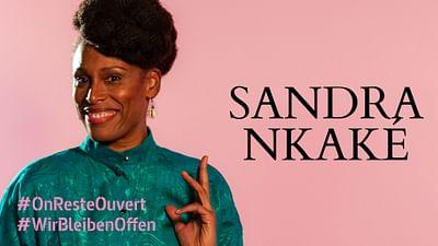 Sandra Nkaké dans Open Stage