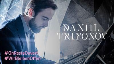 Daniil Trifonov joue Mozart