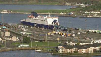Irlande du Nord : les contrôles en mer attisent les tensions