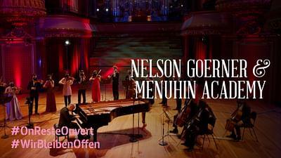 Nelson Goerner et la Menuhin Academy