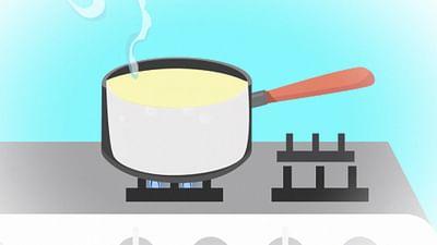 Pourquoi y a-t-il une peau sur le lait chaud ?