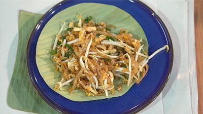 En Thaïlande, les nouilles sautées de Pondtip et Jaratsri
