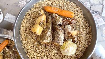 Au Sénégal, le riz au gras de Mam