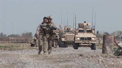 Afghanistan : le retrait des troupes se précise