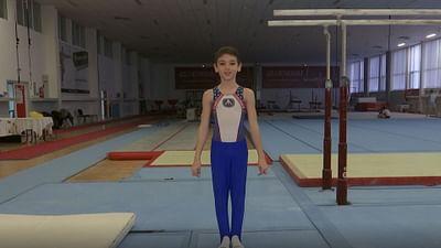 Portrait d'enfant : Tomas en Bulgarie