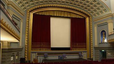 Visite de l'un des 100 plus beaux cinémas du monde