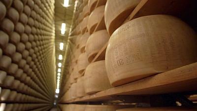 L'Émilie-Romagne aux saveurs du parmesan
