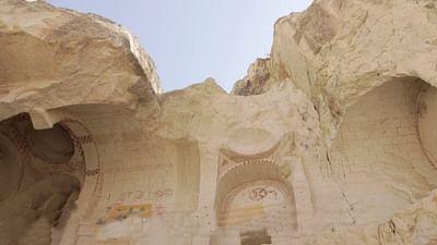 En Anatolie, la Cappadoce, terre des premiers chrétiens