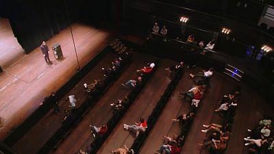Belgique : aller au théâtre au temps de la covid