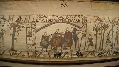 Bayeux : les péripéties d'une tapisserie