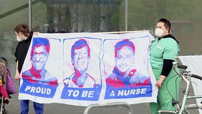 Allemagne : les soignants ne veulent plus être payés de mots