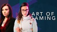"""A la manière des Let's Play, """"Art of Gaming"""" explore le monde du jeu vidéo. Un univers faisant non seulement référence à d'autres formes d'art, mais devenu un art en soi. La série se décline en version française et allemande avec deux présentatrices expertes du jeu vidéo."""