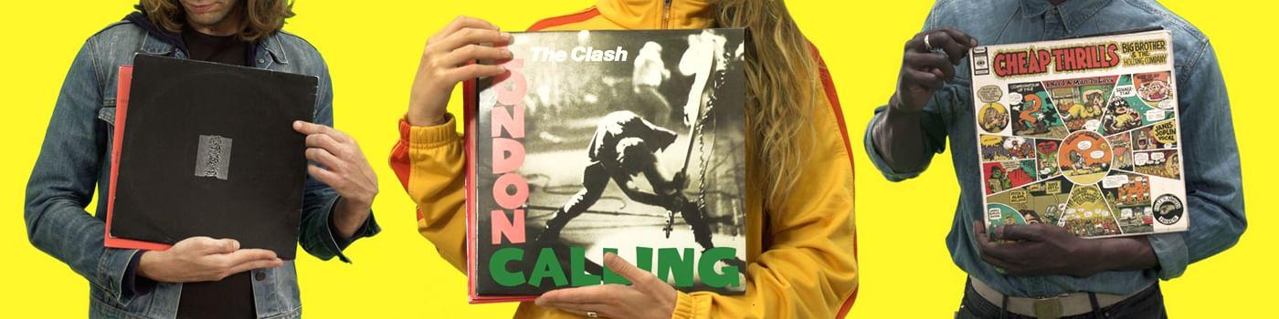 Total Records : le culte de la pochette