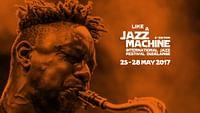 Le festival Like a Jazz Machine est né en 2012 à Dudelange, au Luxembourg. Depuis sa création, l'événement mêle passé et présent, grandes figures du jazz et jeunes artistes, musiciens d'ici et d'ailleurs.