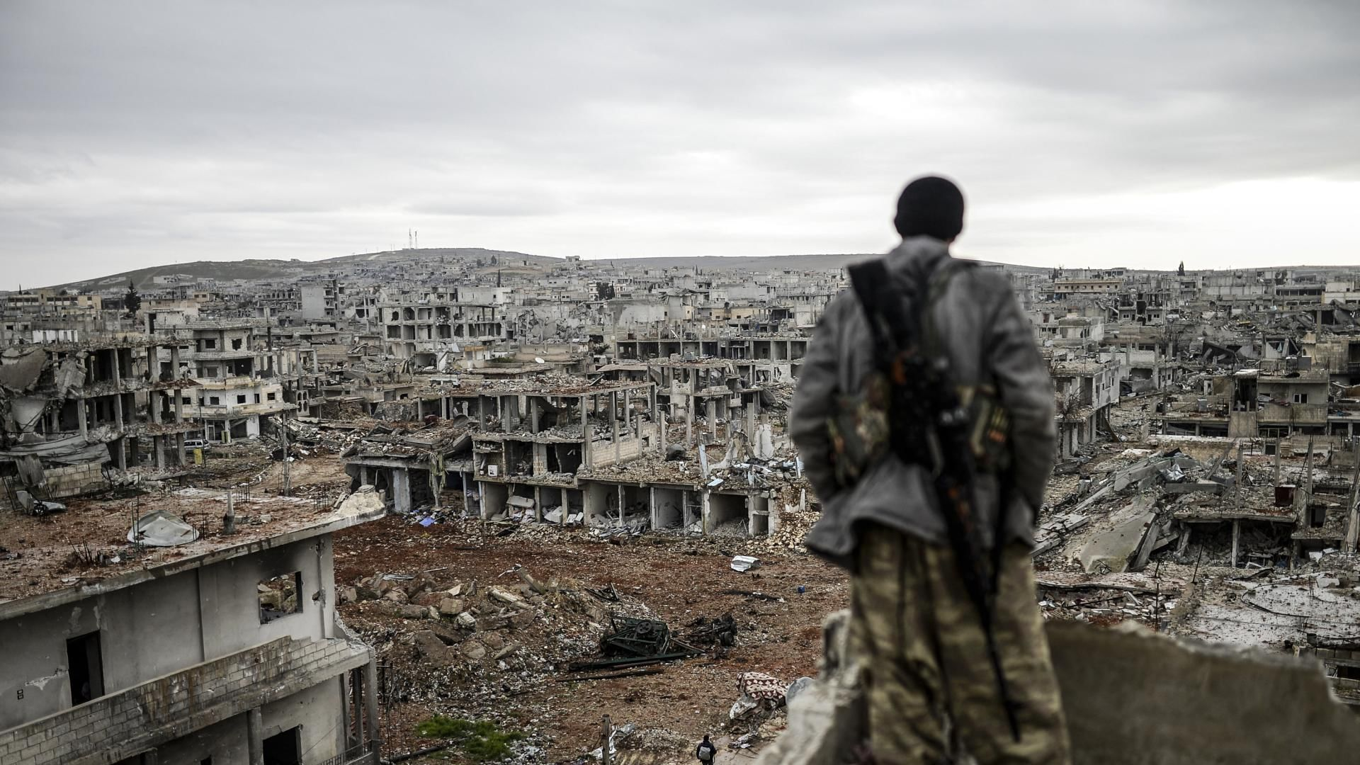 Syrie, l'interminable conflit