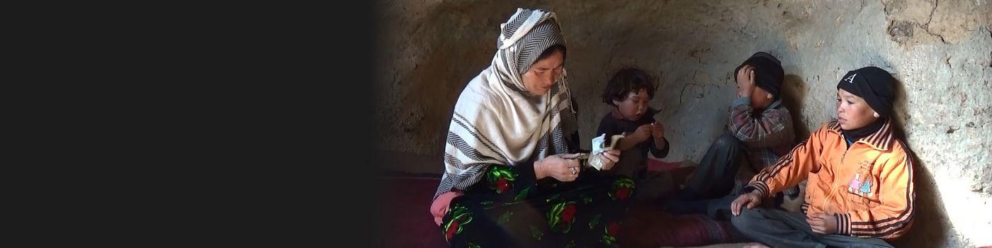 Afghanistan: la vie fragile