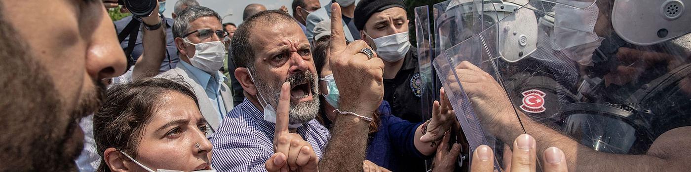 Turquie : Erdogan sur tous les fronts