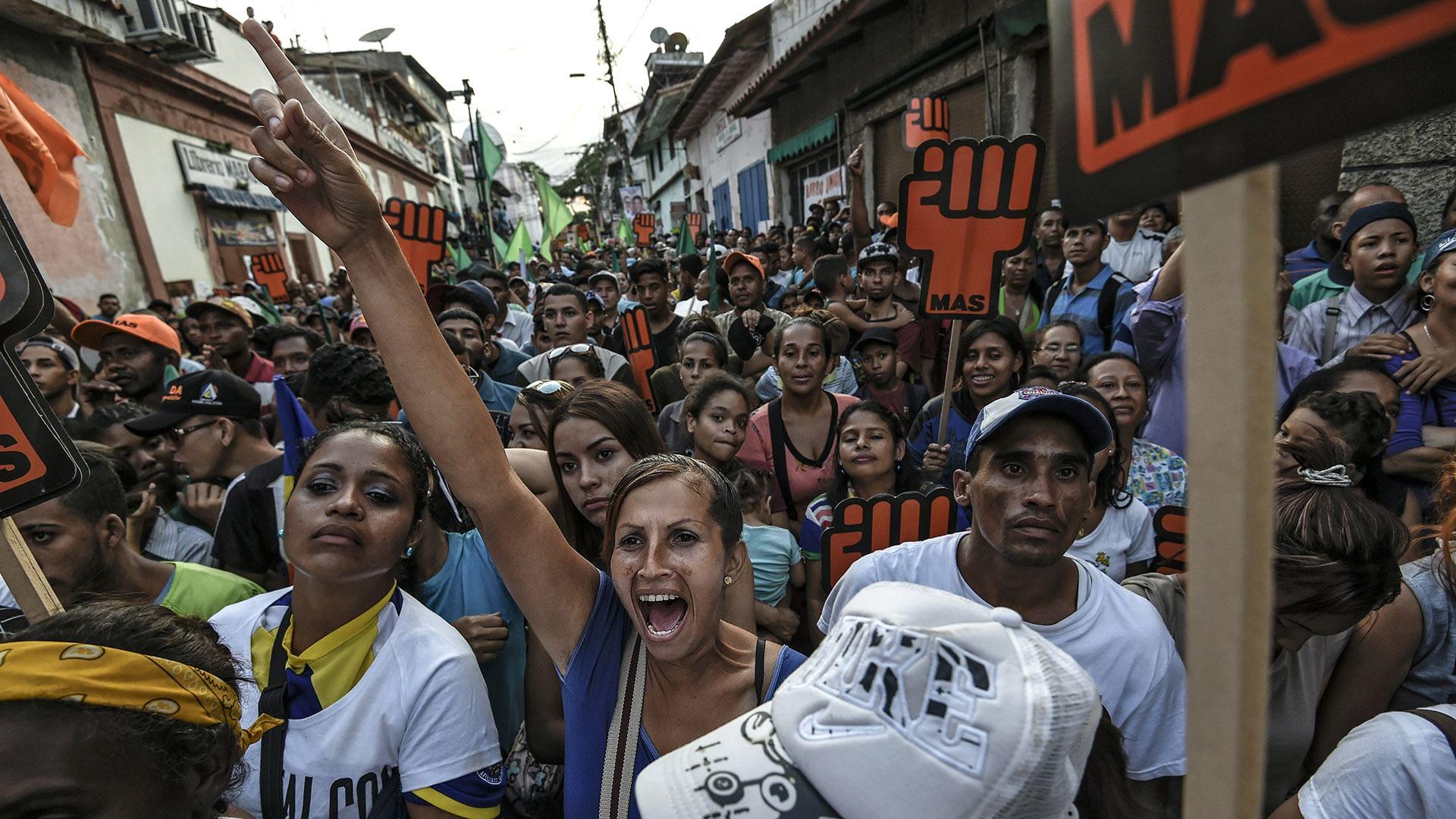 Venezuela : six ans de crise politique, économique et humanitaire