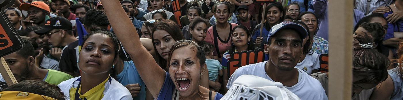 Venezuela : 6 ans de crise politique, économique et humanitaire