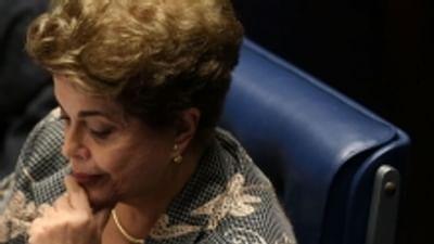 Brésil : la présidente Dilma Rousseff destituée par le Sénat