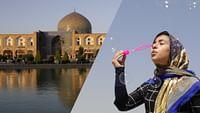 Un mois après l'annonce par l'administration Trump des sanctions contre l'Iran, la photographe franco-iranienne Isabelle Eshraghi est retournée à Ispahan, sa ville natale, poumon économique de l'Iran. La photographe observe le quotidien des Ispahanais en plein désarroi après les sanctions américaines. Leurs doutes face à l'avenir sont nombreux. Et pourtant, la vie continue...