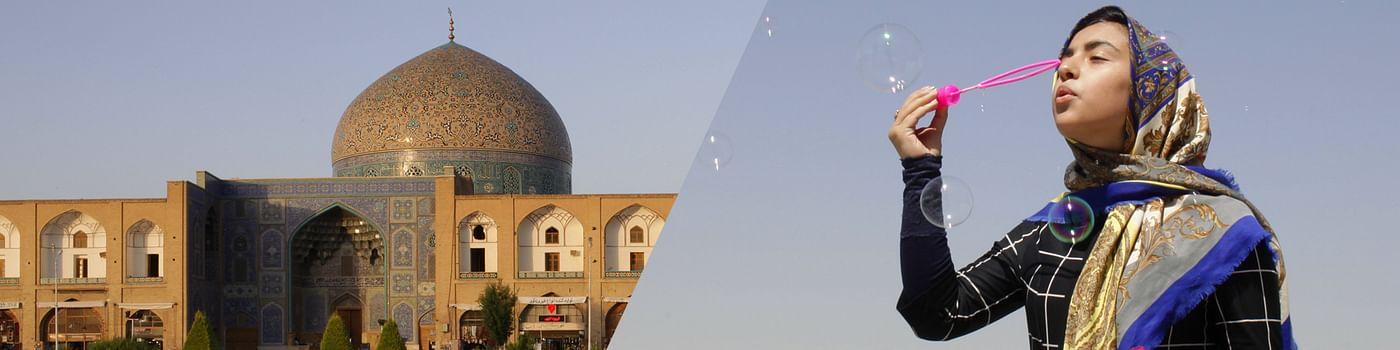 Carnet de route à Ispahan