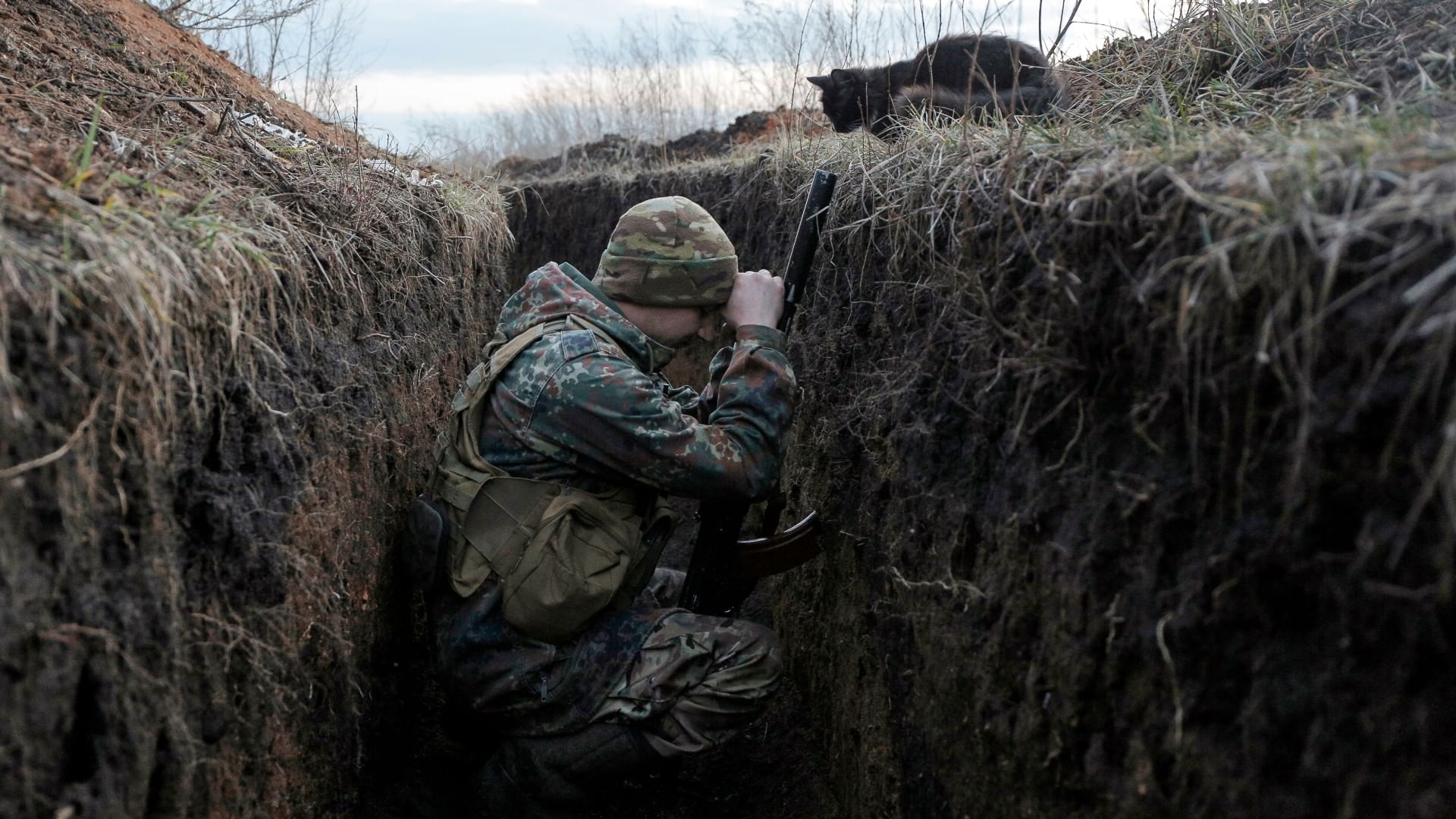 Ukraine : regain de tension avec la Russie